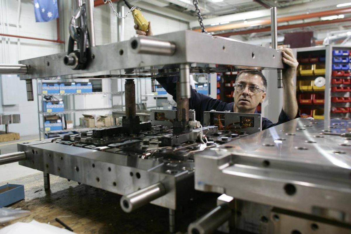 Ontario manufacturer Mold-Masters sold for $975-million
