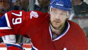The Montreal Canadiens announced on Saturday that defenceman Andrei Markov will undergo knee surgery. (Photo by Richard Wolowicz/Getty Images)