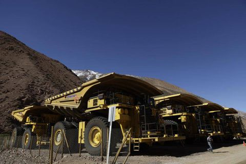 Barrick slapped with investor lawsuit over troublesome project