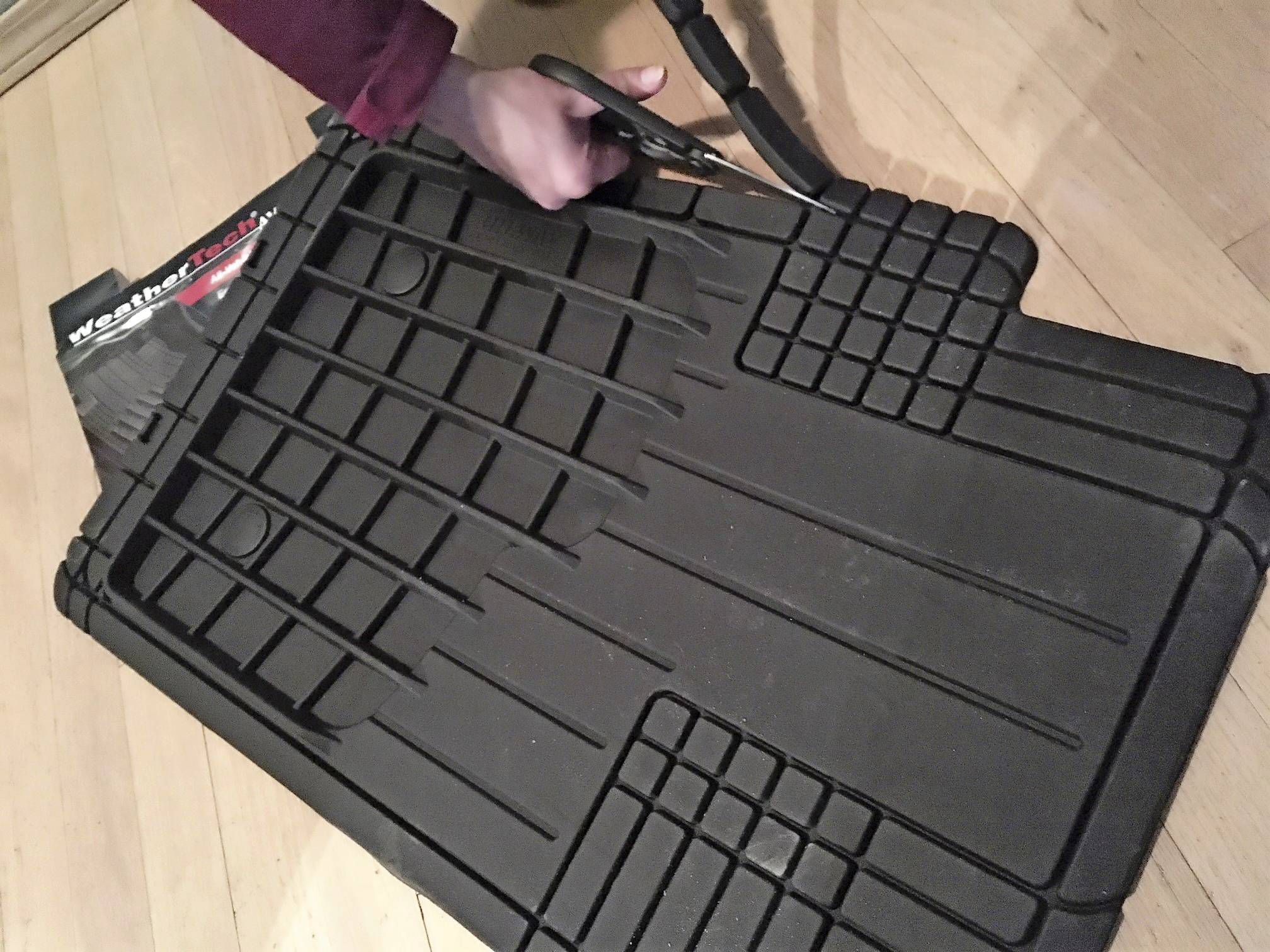 These weathertech floor mats are perfect for the do it yourselfer these weathertech floor mats are perfect for the do it yourselfer the globe and mail dailygadgetfo Image collections
