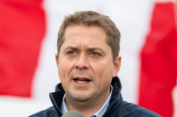 Scheer overturns a longstanding Conservative belief: Foreign aid is in our national interest