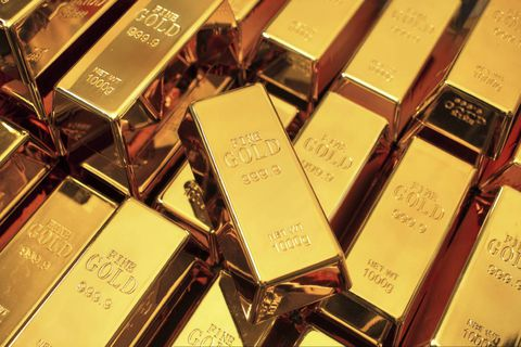 This skyrocketing gold stock has more upside