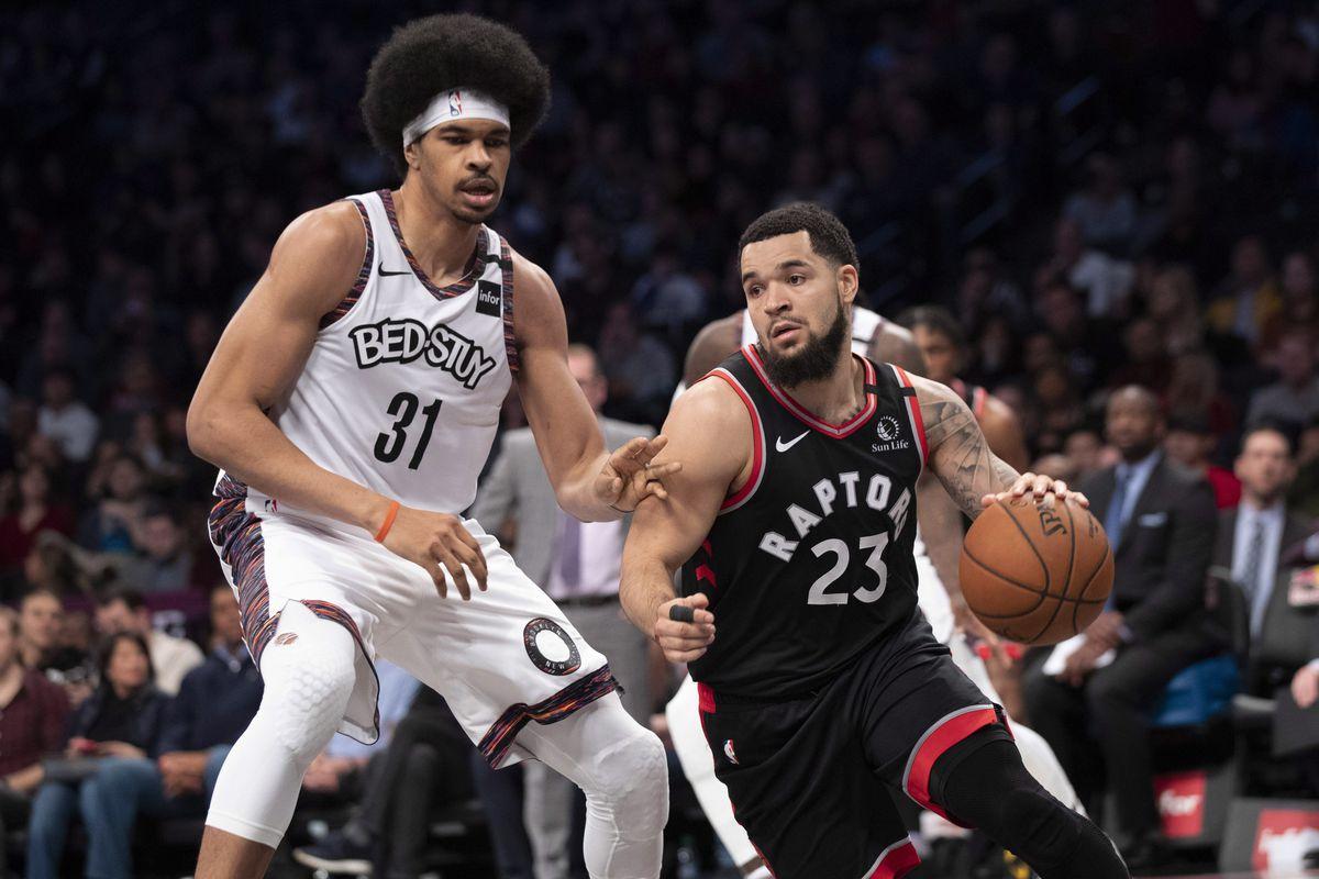 Injury-plagued Raptors get Matt Thomas back, but now VanVleet's ...