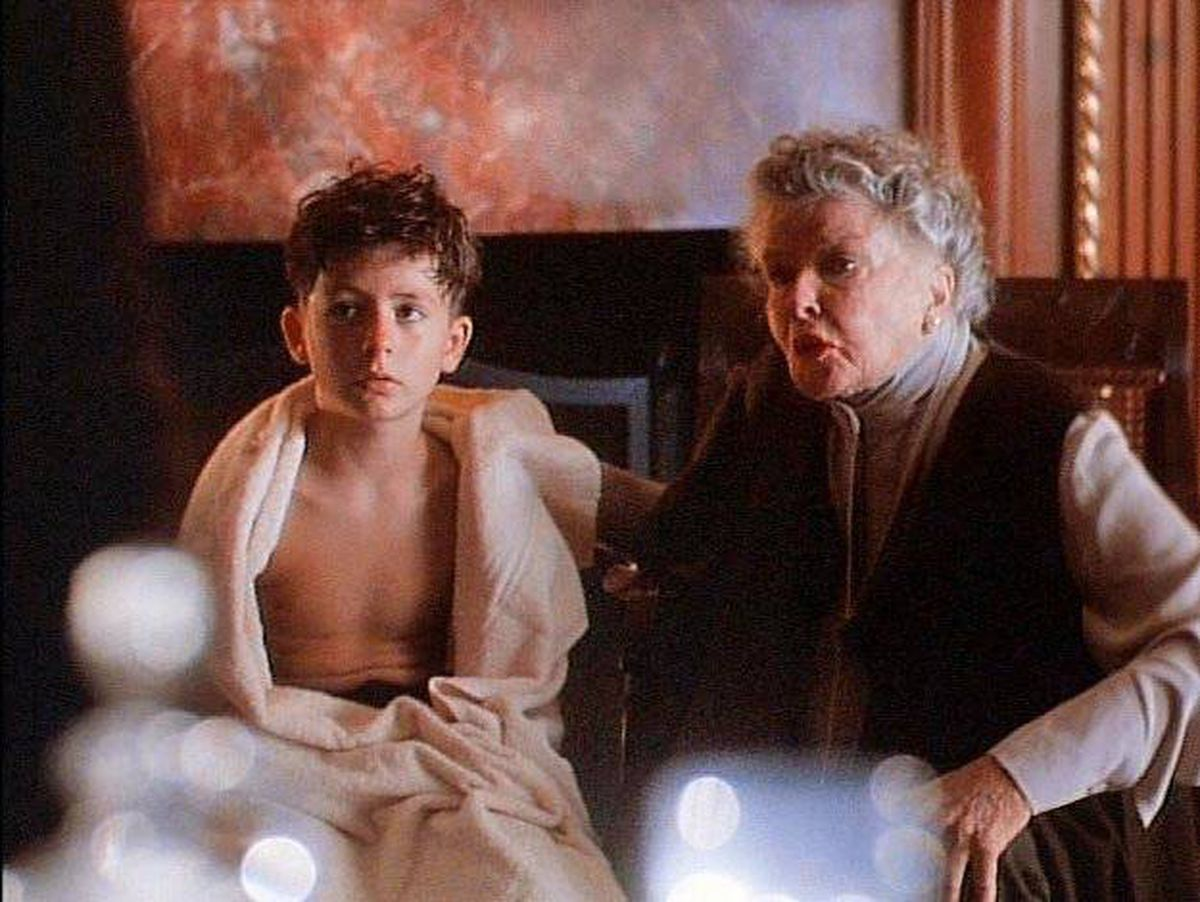 MOVIE One Christmas Vision, 11 p.m. Very rarely shown on television, this 1994 TV-movie features the final performance of acting legend Katharine Hepburn. Loosely adapted from a short story by Truman Capote, the film takes place in 1930 and finds the young lad Buddy (T.K. Lowther) plucked from country life in Alabama and forced to spend the holidays in New Orleans with his scam-artist father, played by Henry Winkler. The divine Ms. Hepburn makes a brief, if memorable, appearance as the haughty New Orleans socialite Cornelia Beaumont, who shows Buddy the true meaning of Christmas.