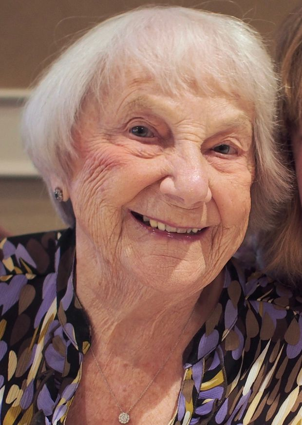 Isabelle Cattanach was a spirited, adventurous woman, who also knew how to throw a great party