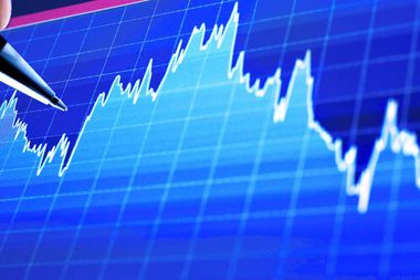 File #: 8373881 Stock chart Market Analyze on lcd screen pen pointing at a business graph Credit: iStockphoto (Royalty-Free) Keywords: Graph, Moving Down, Stock Market Data, Financial Occupation, Stock Market, Chart, Moving Up, Finance
