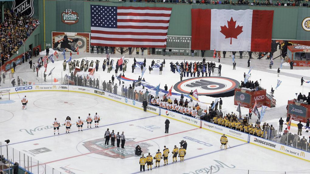 24090de6d A Beantown Winter Classic - The Globe and Mail