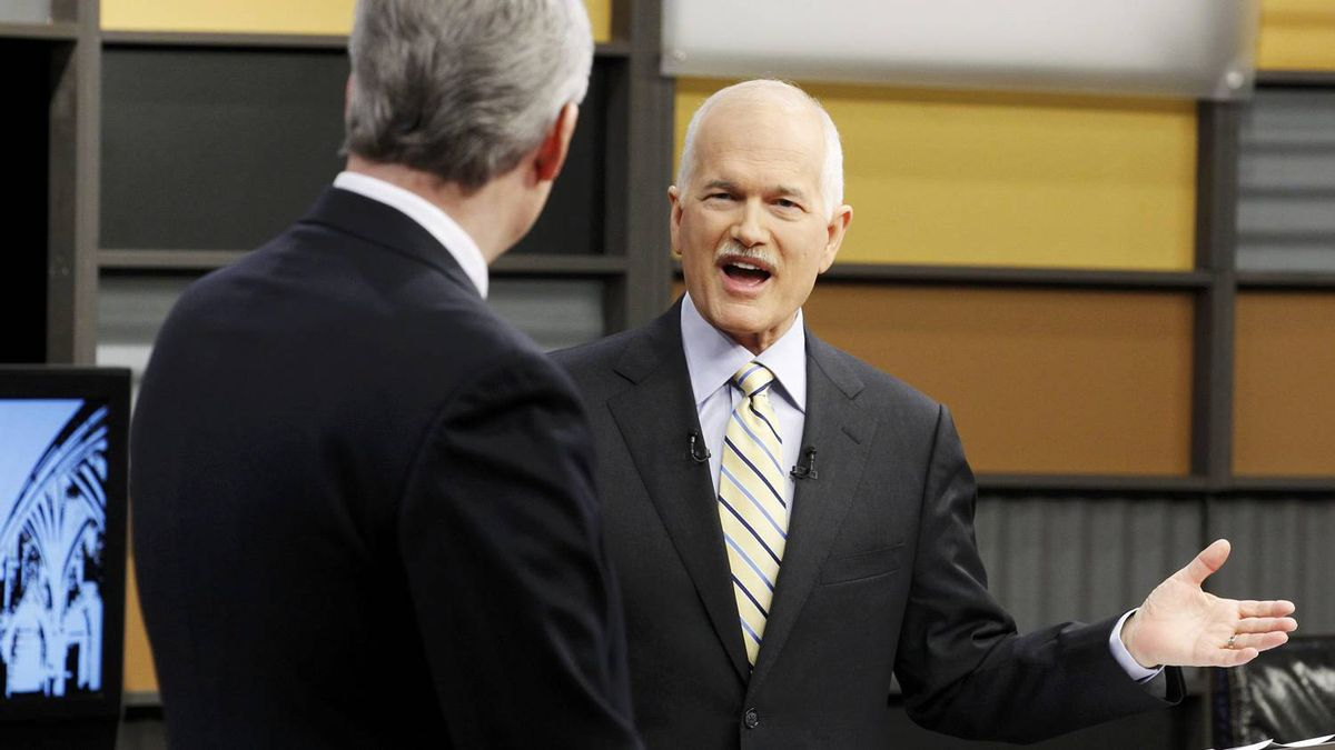 Jack Layton in quotes - The Globe and Mail