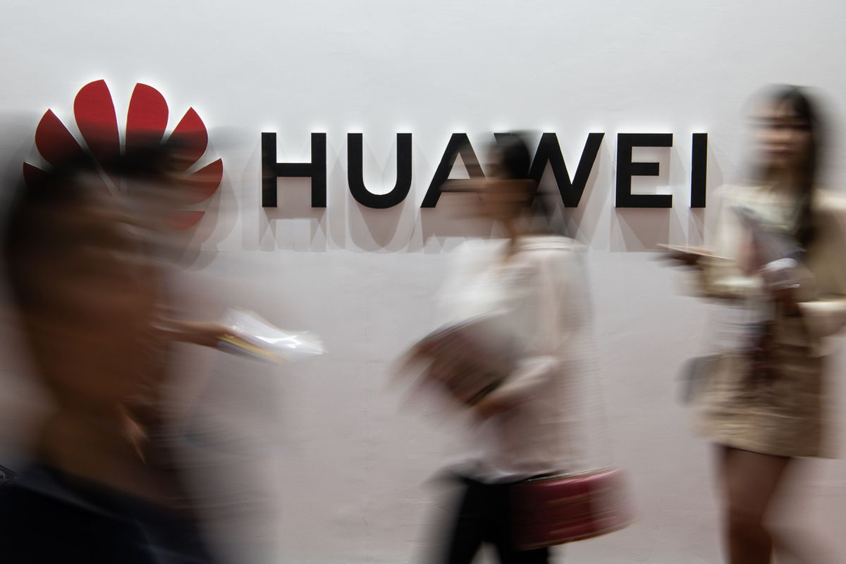 U.S. charges Huawei with conspiracy to steal trade secrets and racketeering