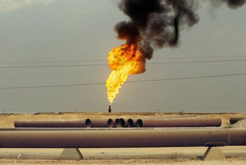 The Saudi standoff: Oil-rich nation takes on world's high-cost producers