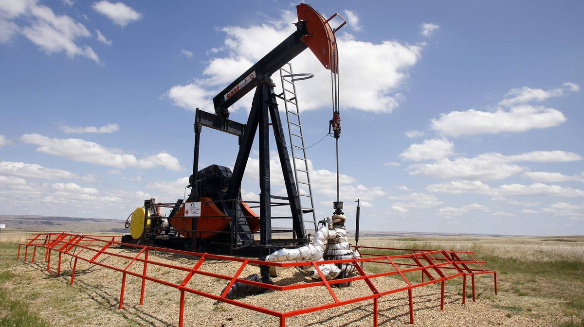 Canadian Natural Resources, like other Imajor producers in Canada, has reported a higher output of natural gas.