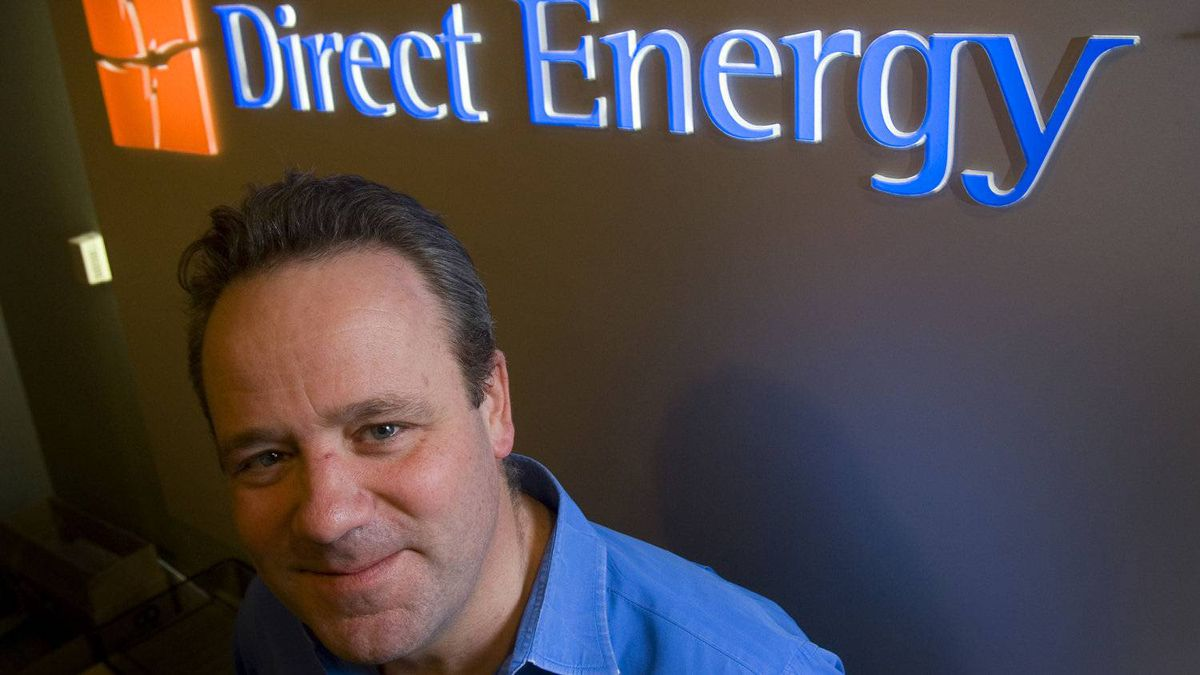 Chris Weston, CEO of Direct Energy in Canada.