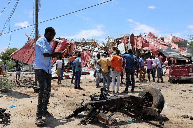 Militants Killed During Attack on US Base in Somalia