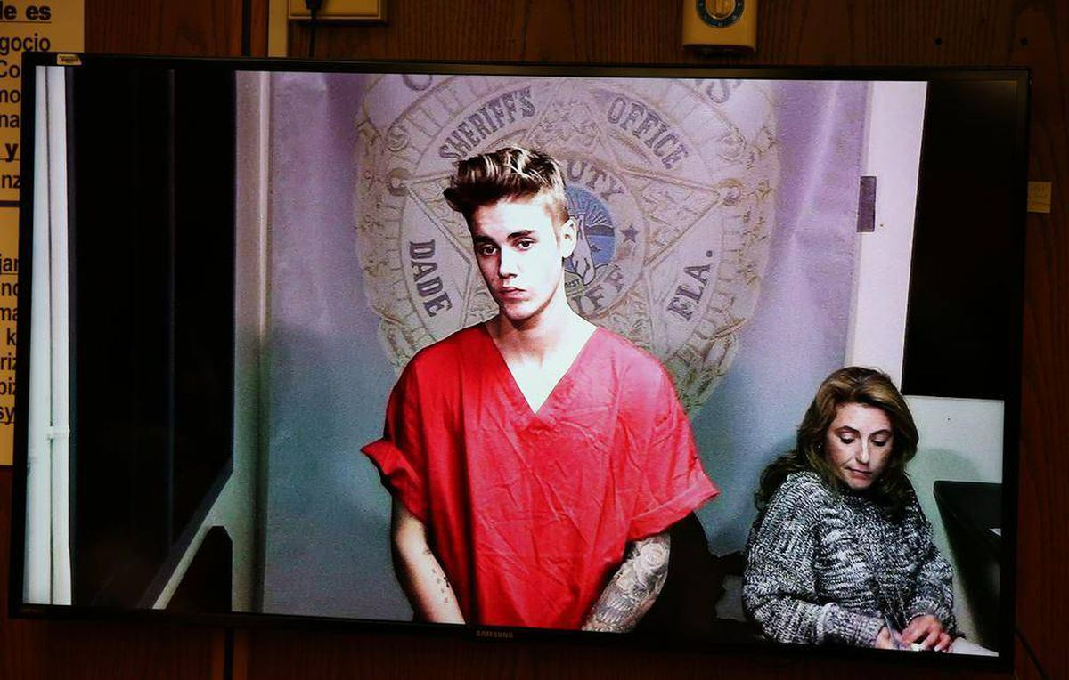 Bieber staffers arrested for theft; pop star's Miami ...
