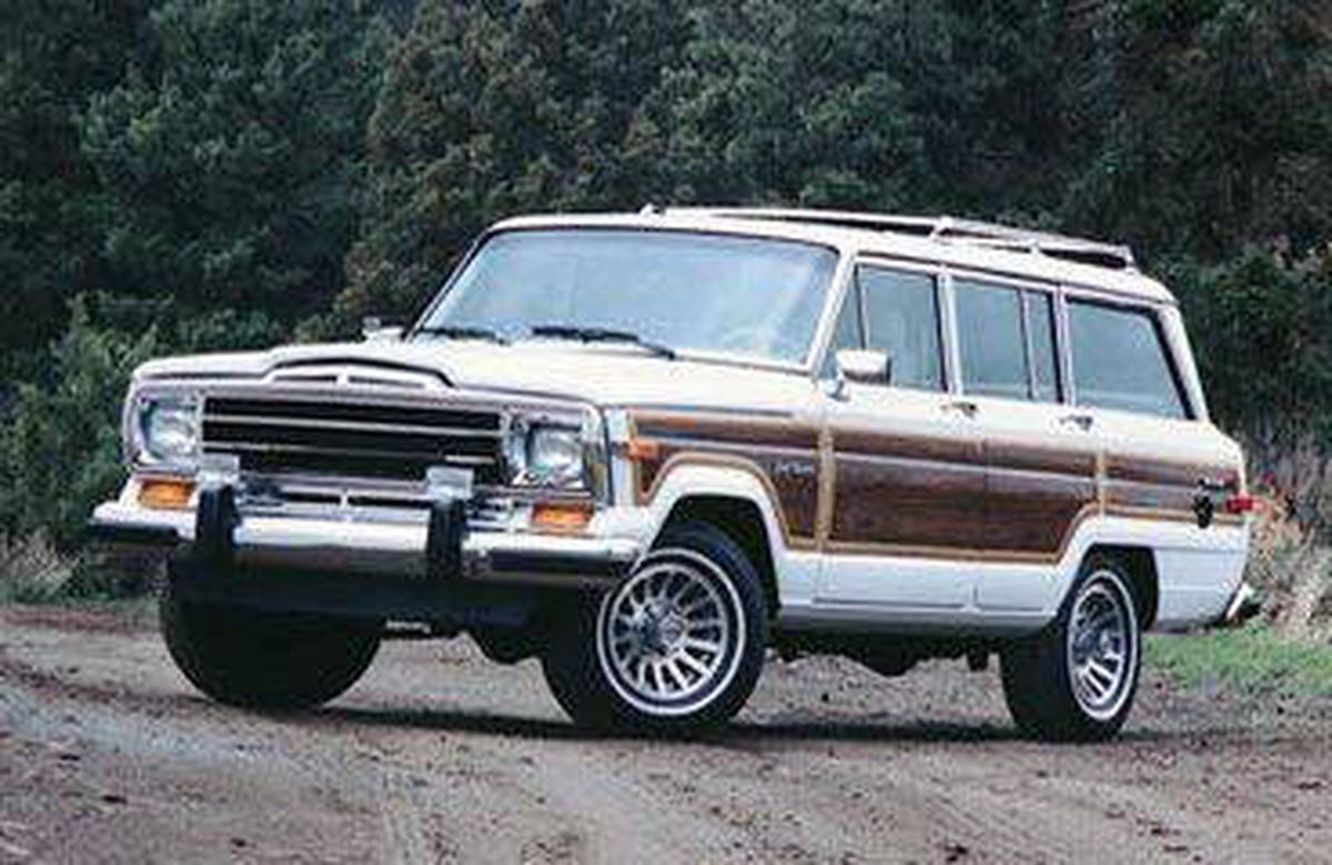 Why You Should Buy A 1980s Jeep Grand Wagoneer Right Now