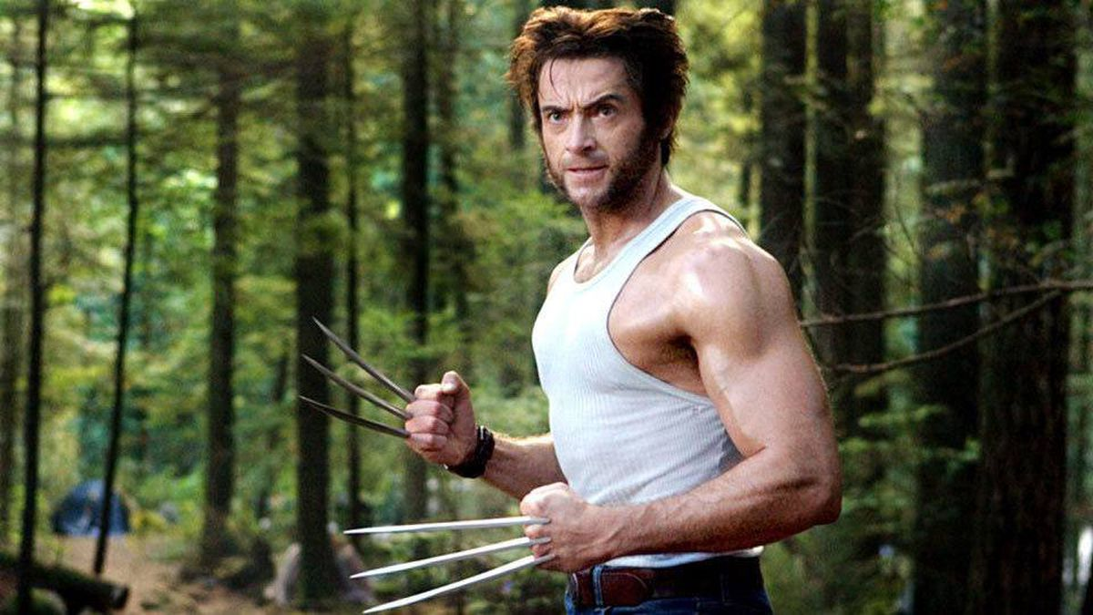 Hugh Jackman as Wolverine in X-Men. Once reliant on a heavy diet of meat protein, the actor is a convert to veganism.