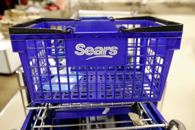 Sears Files for Chapter 11, Swamped by Plunging Sales, Massive Debt