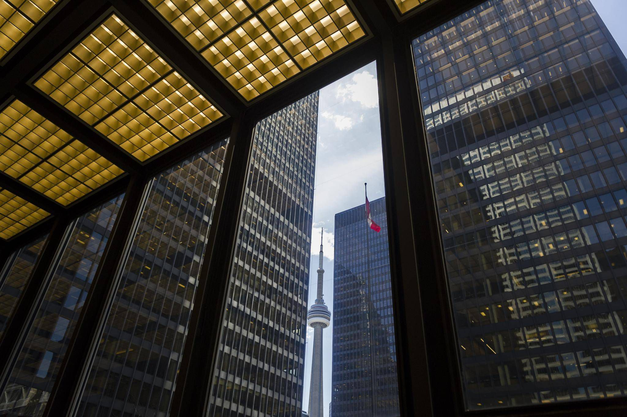 Five things the TD Centre can teach us about how to build