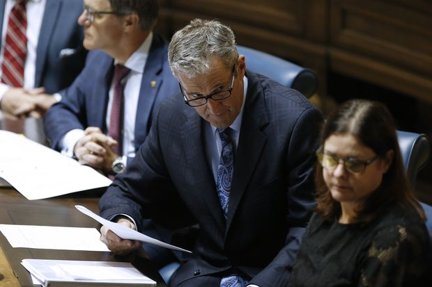 Manitoba premier wants to ban all public consumption of cannabis