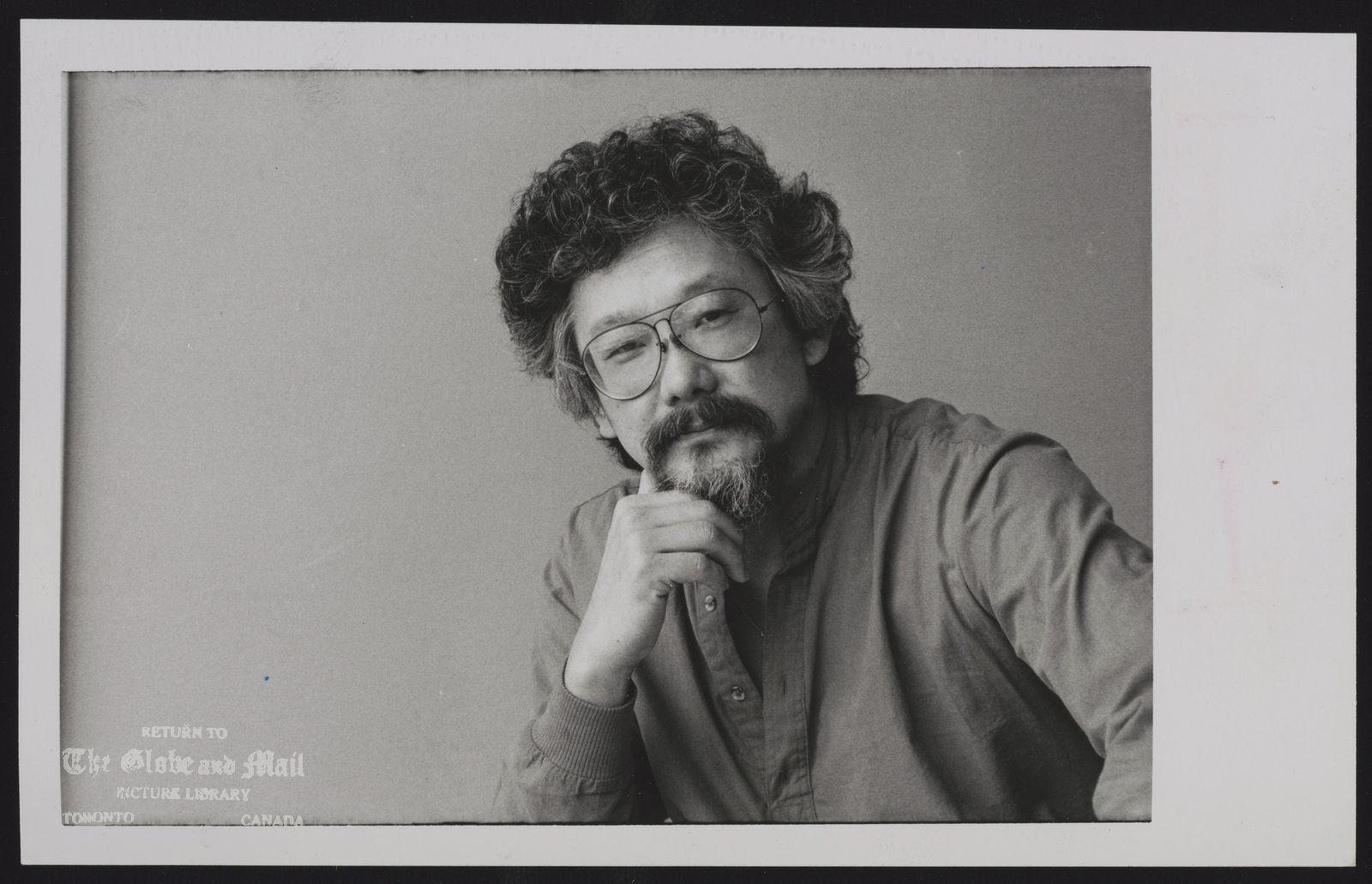 David SUZUKI Canada.
