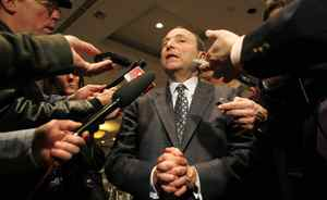 1. Gary Bettman -- It's now clear that Canada – whether in Quebec City, Winnipeg or Toronto - won't be getting a seventh NHL franchise without the commissioner's endorsement. The end-around tactic has failed. Meantime, several U.S. franchises are in financial peril and Bettman must also deal with the issue of player health-and-welfare, like it or not.