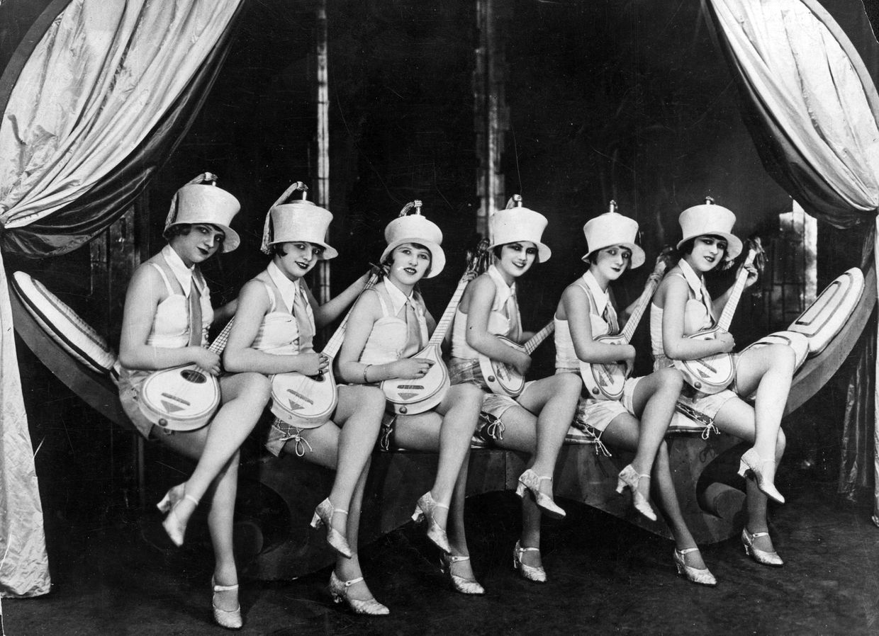 The shape of things to come: What the 1920s can teach us about the 2020s
