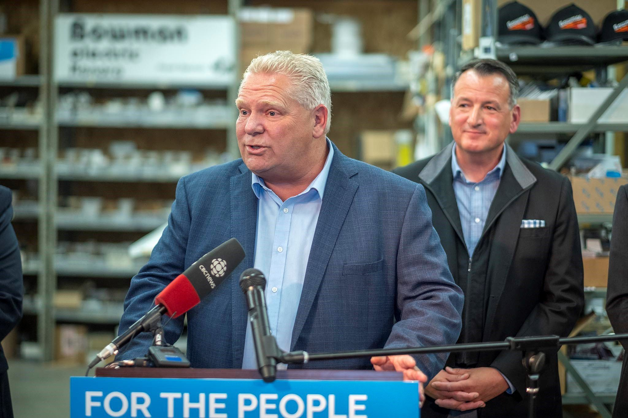 Doug Ford government started work on cuts to Toronto City Council a day after election win