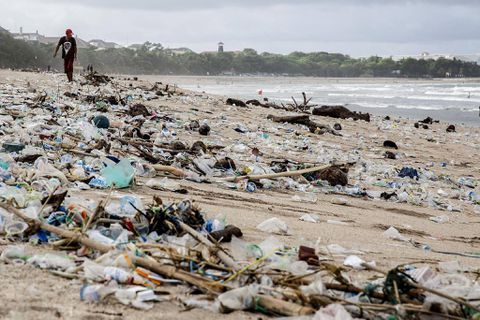 My Honeymoon In Bali Revealed A Tropical Island With An Ugly Trash