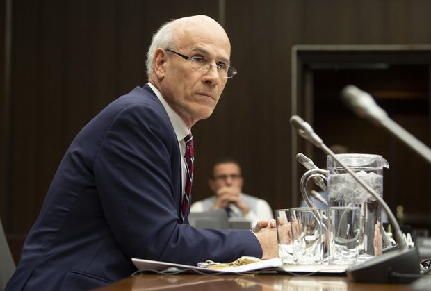 Michael Wernick has a long history in Ottawa, even if it has been in the shadows
