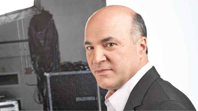 CBC broadcaster Kevin O'Leary.