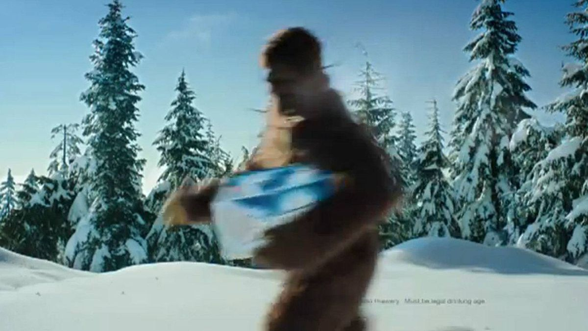The Kokanee movie will feature the elusive Sasquatch.