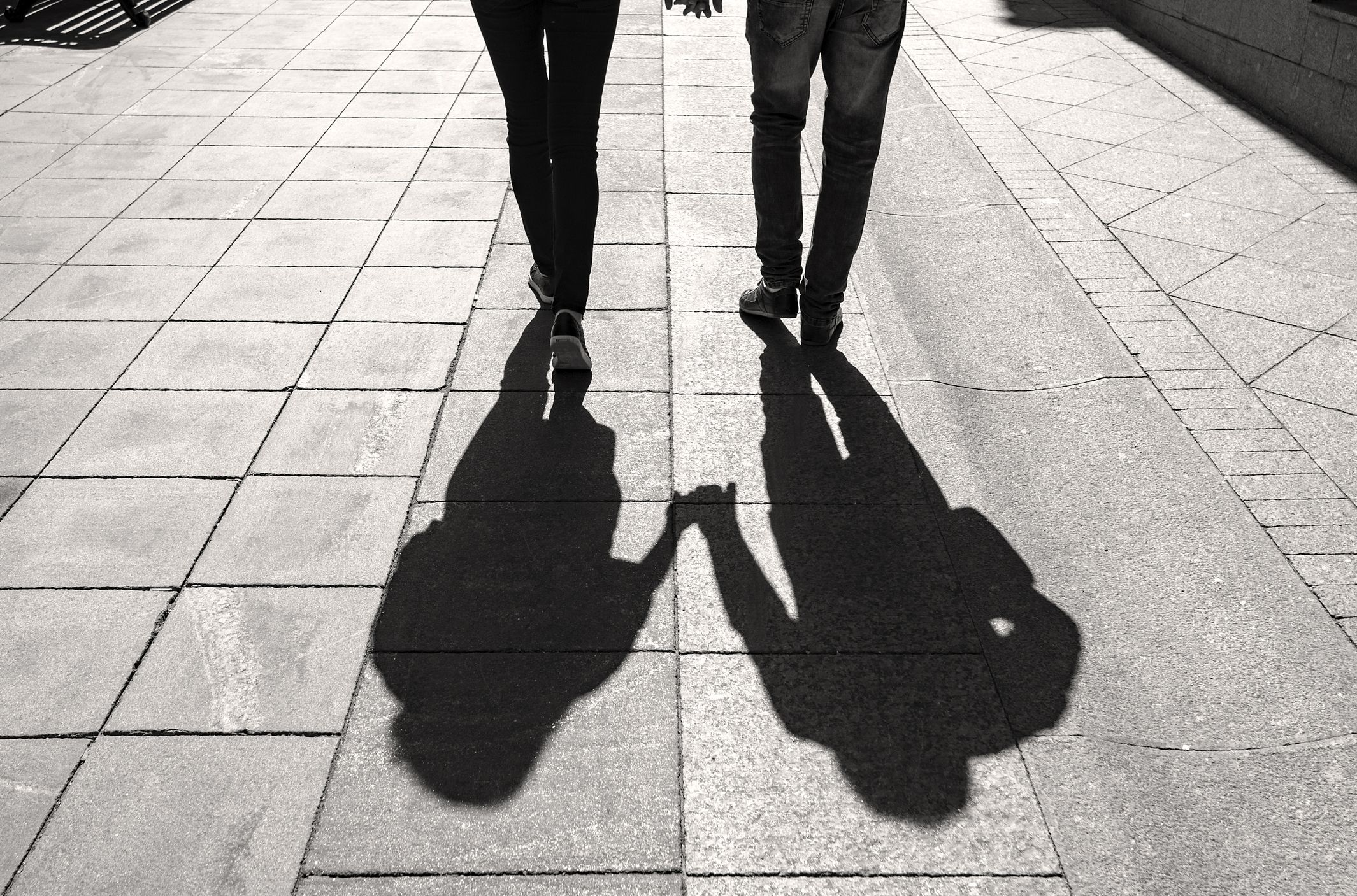 Sometimes the best way to stay together is to remain apart