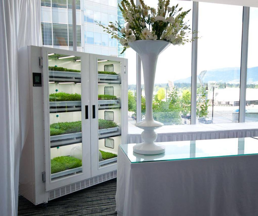Urban Cultivator puts a farm in your kitchen - The Globe and Mail