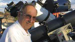 David Levy - Stargazers can glimpse into the discoveries of Canada's most famous amateur astronomer after the Royal Astronomical Society of Canada decided to post 16,000 logbook entries of David Levy, who began his skyward searching as a boy in Montreal and ended up having a comet named after him.