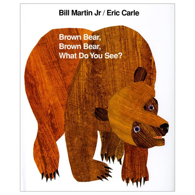 The Enthusiast: Ways of seeing in Brown Bear, Brown Bear, What Do You See?