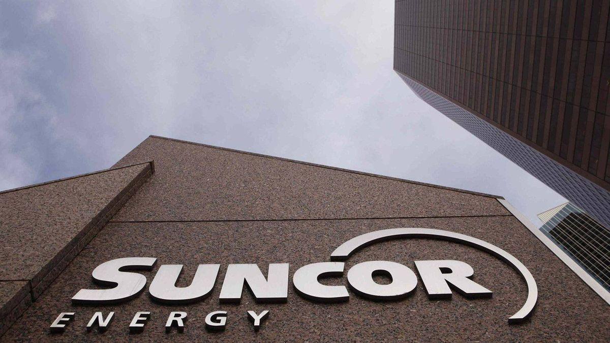 Suncor's head office in Calgary