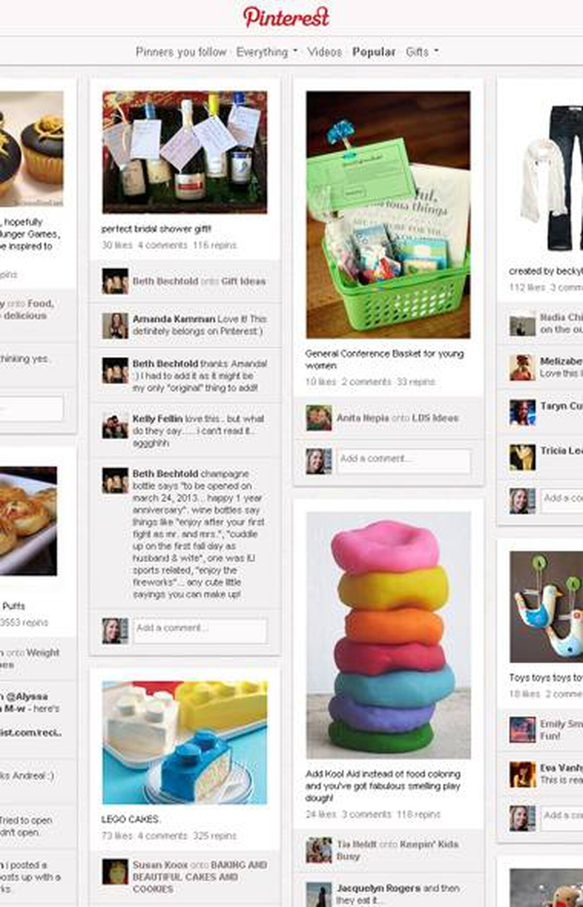 PINTEREST WHAT: A virtual pinboard that lets people easily assemble pictures and other bits of content online. The nature of the content makes it e-commerce-friendly, and tremendous growth over the past six months puts it at the heart of the social networking revolution. FUNDING: $37.5-million from Andreessen Horowitz, Bessemer Venture Partners and others. An investor told BusinessInsider last month the company was now worth $1-billion, up from the $200-million valuation it claimed in October at its last funding round. KEY FACT: User base has grown to 19 million from 2 million in just six months, according to comScore Inc. WHO: Founders Paul Sciarra and Ben Silbermann met at Yale. Half the 200 e-mails Silbermann sent to his friends asking them to join Pinterest at its launch went unopened.