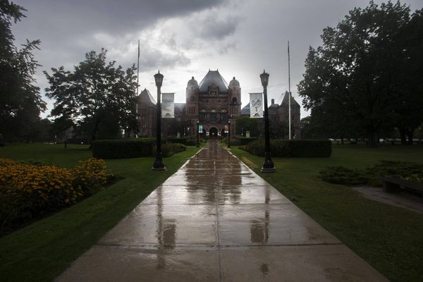 Ontario's Liberals face reckoning in the courts