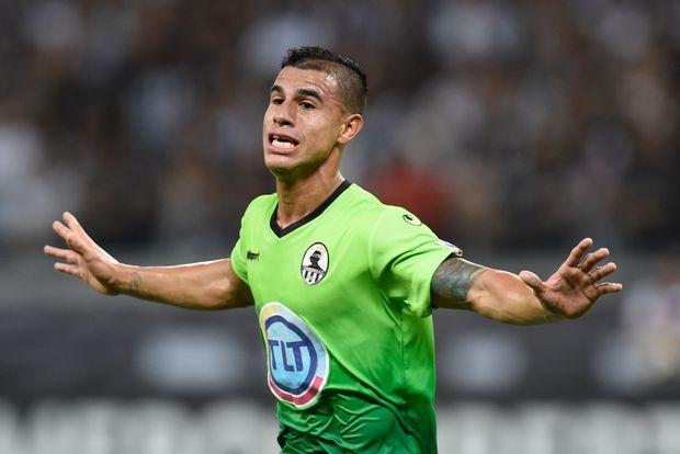 Toronto FC signs Venezuelan winger Erickson Gallardo