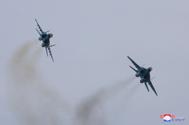 S Korea fires warning shots at Russian jets