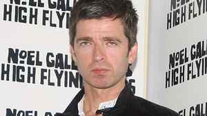 "Noel Gallagher launches his new album ""Noel Gallagher's High Flying Birds"" on Oct. 17, 2011 in London, England."