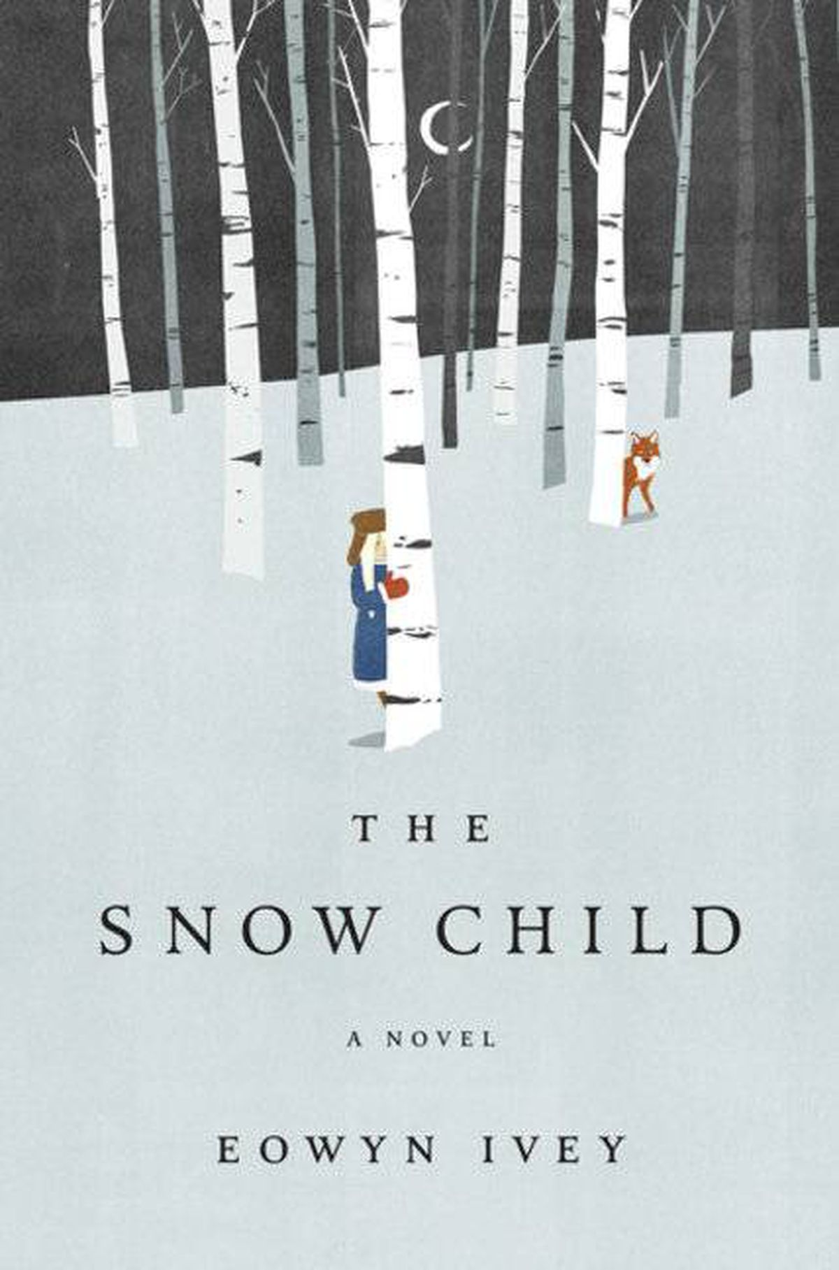 The Snow Child. By Eowyn Ivey, Reagan Arthur/Little, Brown, 388 pages, $27.99