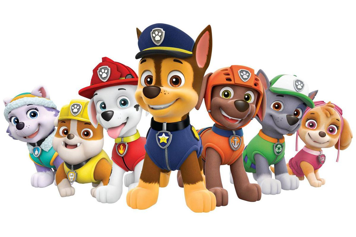 4c234593e What's Paw Patrol's secret? How it captivated children and conquered the  world - The Globe and Mail