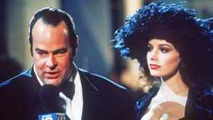 Dan Aykroyd and Jessica Pare are shown the Denys Arcand film Stardom (2000).