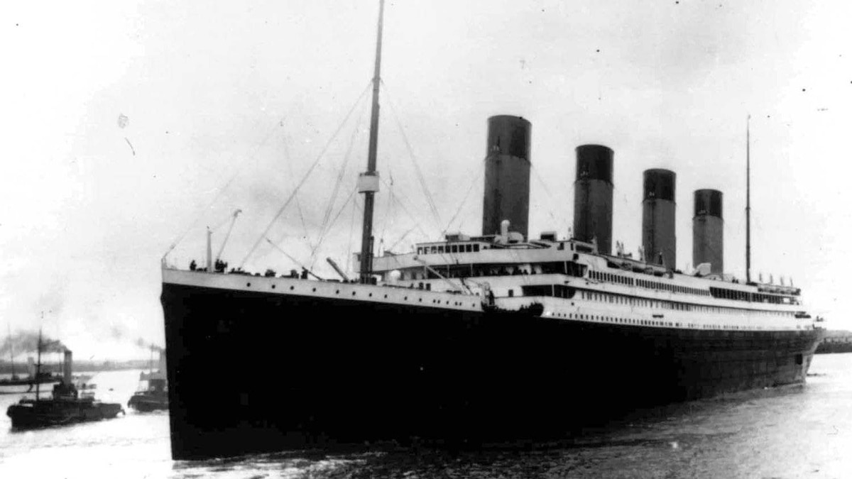 The Titanic leaves Southampton, England, on her maiden voyage to New York City. Five days into her journey, the ship struck an iceberg and sank, resulting in the deaths of more than 1,500 people.