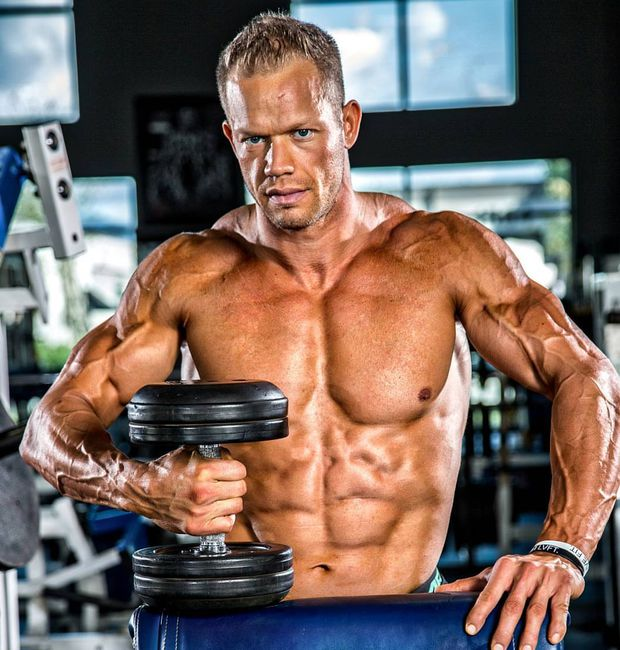 Bodybuilding extrem