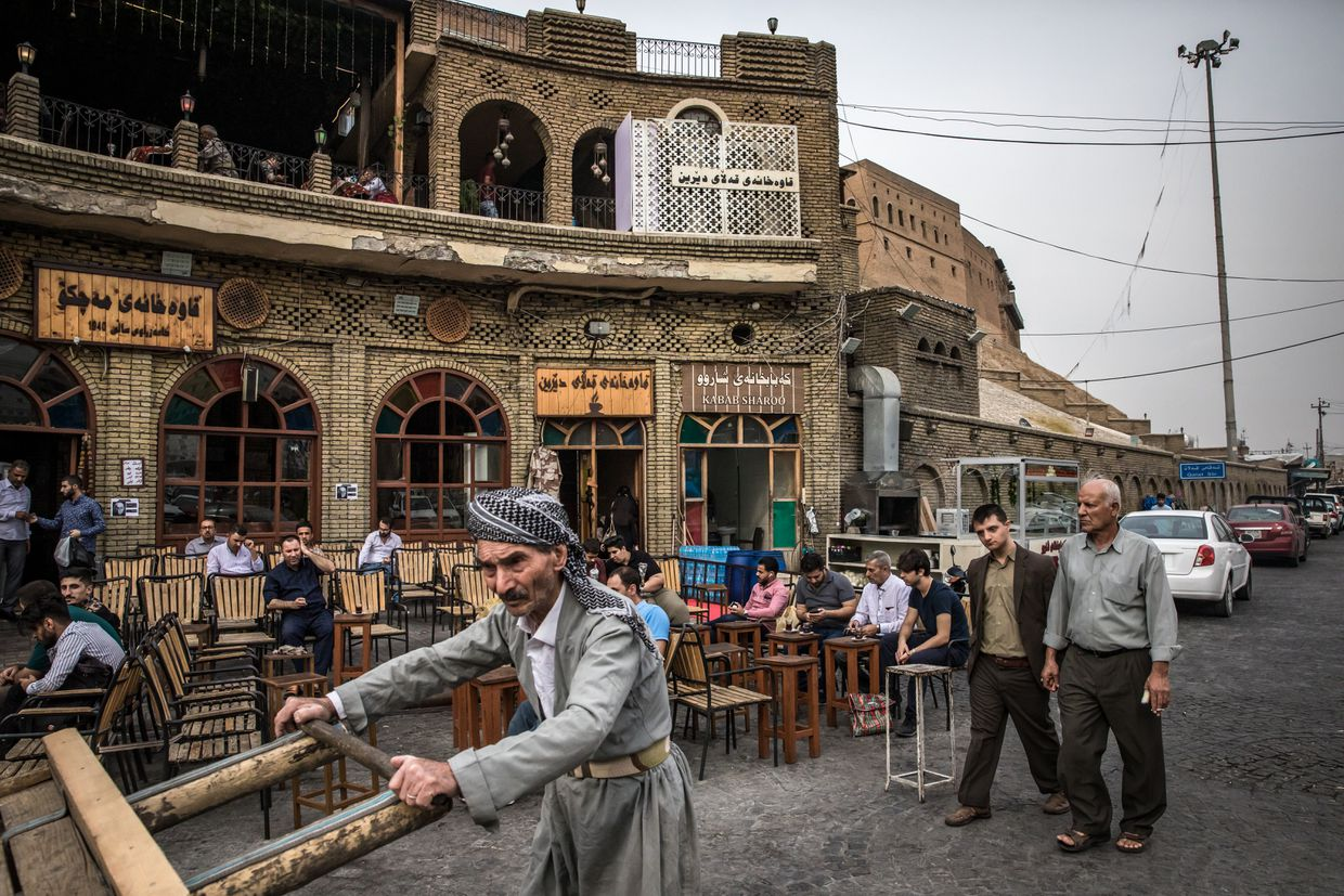 Where the Kurdish road ends: In Iraq and Turkey, The Globe retraces a people's path from hope to betrayal 26
