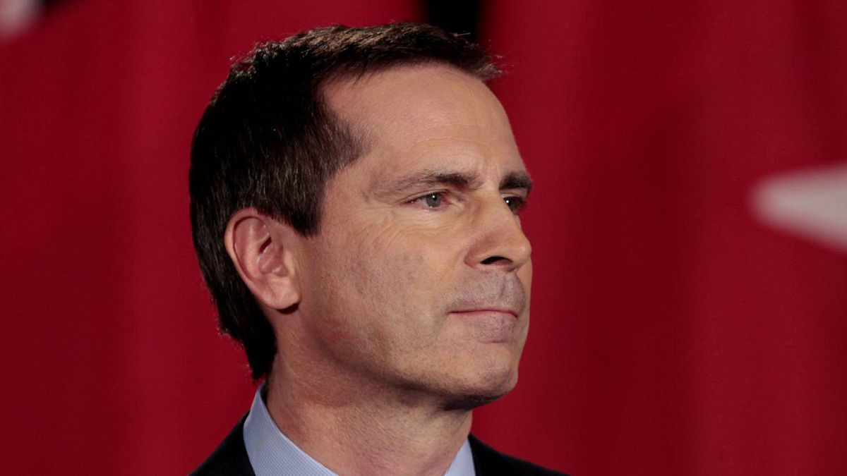 Ontario Premier Dalton McGuinty is seen in this 2011 file photo.