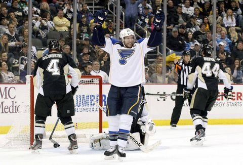 Shoalts: Blues are where the Maple Leafs want to be