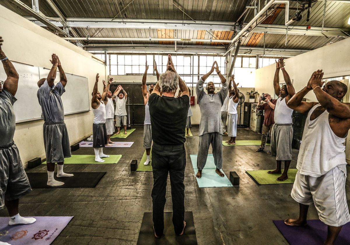New Course Trains Yoga Instructors To Teach In Canadian Prisons The Globe And Mail